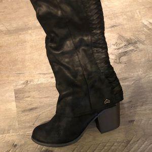 NEW Fergalicious boots size 9